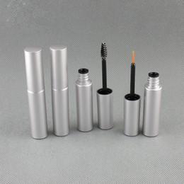 8 ml maquillage cosmétique vide en plastique bricolage argent mascara tube lueur cils renforceur crème liquide eyeliner bouteilles de récipients 200pcs ? partir de fabricateur