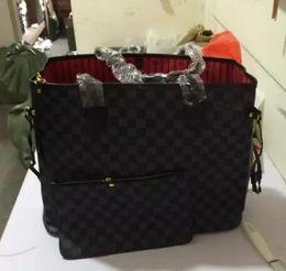 2019 bolsas estilo japonês Louis Vuitton Bolsas de grife 2019 Estilo Clássico Mais Vendidos Naverfull Cow High Leather Top Quality Luxury Handbag Handle Shoulder Bag