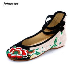 1a02c195a4 Shop Red Chinese Embroidered Shoes UK | Red Chinese Embroidered ...