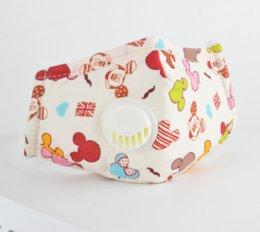 2019 pano de marca infantil 5pcs / bag 2020 últimas crianças da moda à prova de poeira máscara anti-poluição não-tecido #ljskd máscara respirável (não médicos)