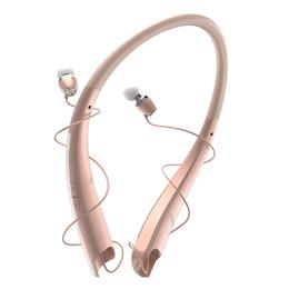 2019 lg hbs auricular Auriculares inalámbricos Bluetooth HBS 1100 Auriculares impermeables para deportes al aire libre Banda para el cuello en la oreja Auriculares de alta calidad Auriculares para teléfonos celulares lg hbs auricular baratos
