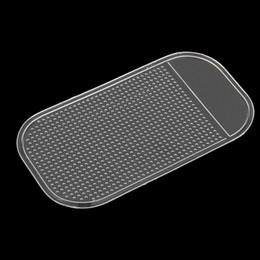 липкий держатель телефона для автомобильного держателя Скидка Силиконовый противоскользящий нескользящий коврик для приборной панели автомобиля Липкий держатель для мобильного телефона Автомобильный GPS-держатель