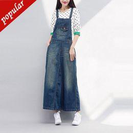 Wholesale Plus Size Denim Bohemian Long Dress Group Buy