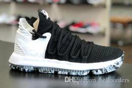 Kd chaussures tante perles en Ligne-Achetez des chaussures pas cher Kevin Durant 10 Basketball KD 10 pour hommes