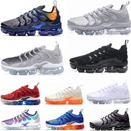 TN Plus кроссовки для мужчин Женщины Royal Smokey сиреневый строка Colorways Mxamropavs обувь дизайнер тройной белый черный тренеры спортивные кроссовки cheap shoes strings от Поставщики шнуры для обуви