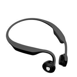 2019Großhandel Fabrik benutzerdefinierte tragbare Knochenleitung Sport Kopfhörer verdrahtet Kopfhörer, Knochenleitung Open Back Noise Cancelling-Kopfhörer von Fabrikanten