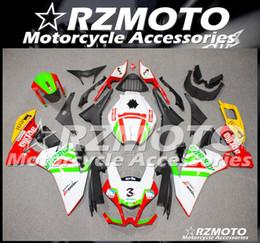 4Gifts nuevo ABS llena de la motocicleta de carenados Fit Kit para Aprilia RS4 125 50 2012 2013 2014 2015 12 13 14 15 RS125 conjunto de carrocería personalizada Verde Rojo desde fabricantes