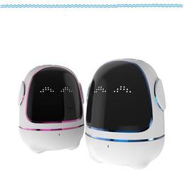 Robô inteligente WiFi educação por voz ai crianças educação infantil aprendendo diálogo inteligente brinquedo controle remoto aprendendo inglês de
