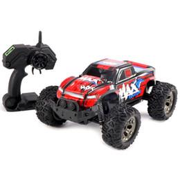 Rc coches rtr online-Ventas calientes Control remoto RC Cars Toys 1:12 2.4G Off-Road Car RTR 25 km / H Vehículo de campo traviesa Soporte de deriva y alta velocidad