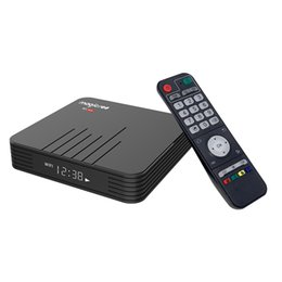 Core band online-4GB 32GB TV Box Android 9.0 Amlogic S905X2 Quad Core Bluetooth 2.4G / 5.8G Dual Band Wifi 1000M Magicsee N5 Max Android9.0 TVbox