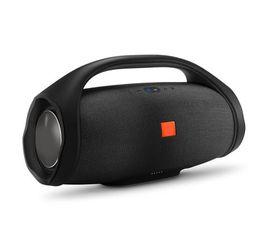 altavoz bluetooth led luces cuadradas Rebajas 2019 sonido Boombox Altavoz Bluetooth Estéreo 3D HIFI Subwoofer Manos libres Estéreo portátil al aire libre Subwoofers Envío gratis