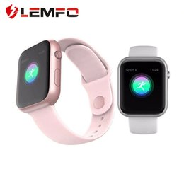32g uhr Rabatt LEMFO SX16 Smart Watch Männer Frauen Herzfrequenz Blutdruck Fitness Armband Bluetooth Smart Band Multi-Straps