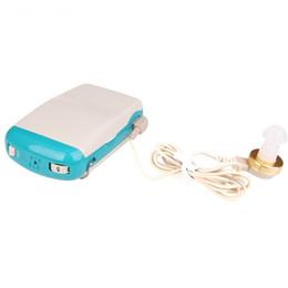 2019 verstärker für hörgeräte Wireless Digital Pocket Mini-Hörgeräte Intelligent Ear Sound Deaf Amplifier Lautstärke Einstellbar Taschenformat Unsichtbares Hörgerät S-93 günstig verstärker für hörgeräte