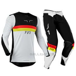 2019 LE Flexair Regl MXoN Motocross Costume Kit hors route VTT DH MX Racing Jersey Pantelons Dirt Bike Riding moto vitesse Combo ? partir de fabricateur