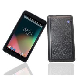 Billige tabletten bluetooth online-NEUER preiswerter androider Tablette PC 7 Zoll Allwinner A33 Viererkabelkern 1024 * 600 androides 4.4 RAM 1GB ROM 8GB WIFI Google spielen Bluetooth