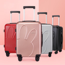 932f128ac2 drag bags Promo Codes - Universal wheels Rolling luggage bag travel bag 24  inch Trolley suitcase