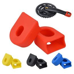 Vélo Accessoires Vélo De Montagne En Fiber De Carbone Fixe Pédale Crank Case Haute Qualité Vélo Protector Cover Cap En Plein Air # 30 ? partir de fabricateur