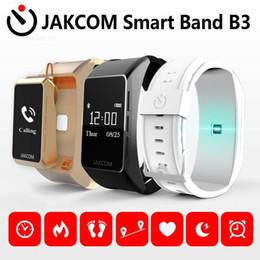 telefoni per anziani Sconti JAKCOM B3 Smart Watch Vendita calda in braccialetti intelligenti come cinturino dong ho ict pti mi band3