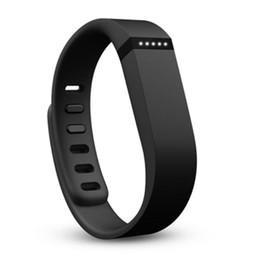 Fasce di sostituzione flex flexibilità nera online-Nuovo cinturino nero con cinturino di ricambio di piccole dimensioni con fibbia per accessori sportivi Fitbit Flex Fitness Wristband # 301191