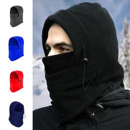 Windproof Snowboard Skullies Beanies For Men Women Full Face Mask Winter  Hat Warm Balaclava Multi Function Hooded 8B0144 650b15647719