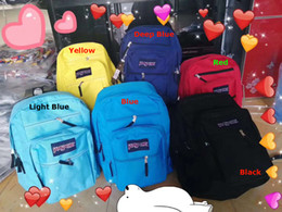 women business backpacks Coupons - New JanSport Big Student Backpack Forge Unisex Backpack Multi Rainbow Colors Bubbles School Hiking Camping Travel Bag