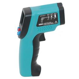 kit de ferramentas de cabo de rede Desconto GM550 -50-550 não-contacto Termômetro infravermelho laser LCD Pyrometer IR ponto laser arma -50 ~ 380 Celsius arma Termómetro
