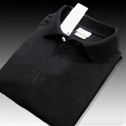 2021 polo t uomo Mens Polo Estate Polo Top ricamo Mens Polo Moda uomo High Street casuale delle donne Top T Hot