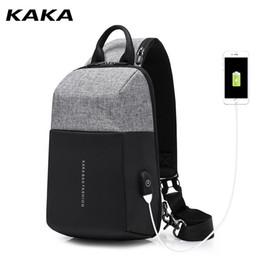 KAKA Марка мужской моды Мужчины Сумка Сумки 3D Магистральные шаблон Chest пакеты водонепроницаемый плеча ремень сумки Женщины для Ipad от