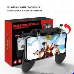 s3 tv telefon Rabatt Neues W10-Hühner-Artefakt Zusätzlicher Metall-Schießgriff W11, mobiler 4-in-One-Game-Controller