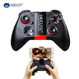 Controlador sem fios móvel on-line-Mocute 054 Gamepad Pubg Móvel Pubg Controlador Joystick Android sem fio VR Joypad Smartphone Tablet PC Phone Smart TV Game Pad MX191220