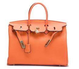 escritório sacos casuais cruz Desconto 19new styleCeleb Hismas H K BK Bag Cadeado Handbag Togo Couro Tote Bag Crossbody Shoulder Bolsa 35 centímetros / 30cm / 25 centímetros / 20cm ouro Hardware