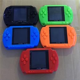 lecteur vidéo Promotion Game Player PXP3 (16 bits) Écran ACL de 2,7 pouces de poche Consoles de jeux vidéo Consoles Mini-boîtes de jeu portables FC
