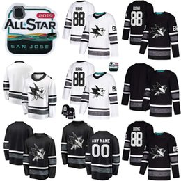 cb7722f798c 2019 All-Star San Jose Sharks Brent Burns Joe Pavelski Evander Kane Erik  Karlsson Radim Simek Melker Karlsson Logan Couture Hockey Jerseys logan  couture ...
