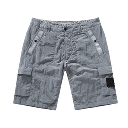 Marken-shorts online-CP topstoney PIRATE COMPANY 2020 neue Art Shorts von Chaozhou Marke im Sommer Metall Nylon beiläufige lose Shorts schnell trocknende Strand konng gonng