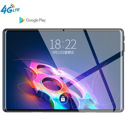 2019 ram-pad-tablette 10,1 'Tablet Google Store Octa Core 6 GB RAM 64 GB ROM 3G 4 G LTE Android 9,0 Tablet GPS WIFI 1280 800 IPS Pad Glasschale günstig ram-pad-tablette