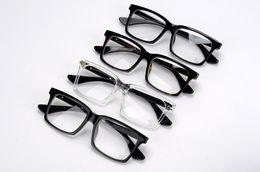 Nuova versione coreana del trend di occhiali per ipovedenti occhiali da vista montature per occhiali con montatura per occhiali da vista, può essere equipaggiato con miopia piatto mirro da