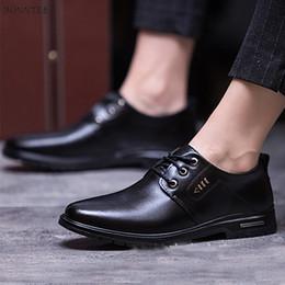 zapatos coreanos del partido del estilo Rebajas Zapatos de vestir para hombres, moda para todo partido, ocio, alta calidad, punta redonda, estilo coreano, zapato de fiesta para hombres, caballero con cordones, elegante y elegante con cordones 2019