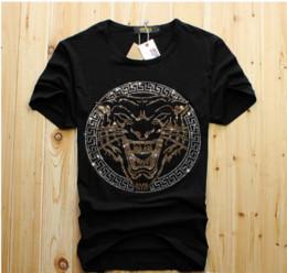 Deutschland Mannluxuxdiamantentwurf T-Shirt Art- und Weiset-shirts Mann-lustige T-Shirts Markenbaumwolloberteile und freies Verschiffen der T-Stücke cheap free tee shirt design Versorgung