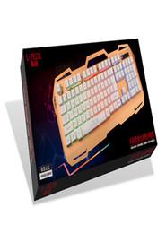 2019 оконная клавиатура xp Подвесные металлические механические ручные игры электронные соревнования светящиеся компьютерные клавиатуры набор мыши