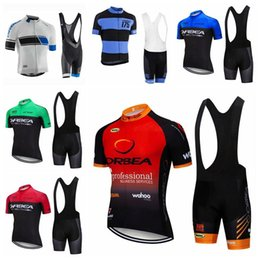 Ropa Ciclismo New Team ORBEA Cycling jersey 2019 Short sleeve road bike  shirt shorts set Breathable Pro Cycling Clothing MTB maillot K012224 b485d8730