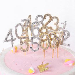 2019 festa de aniversário das decorações do diamante Número