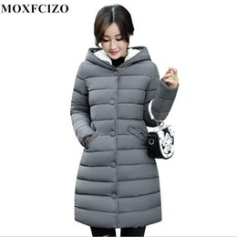 2019 xs mujer abrigo largo coreano 2017 chaqueta de invierno mujer abrigo con capucha niñas chaqueta delgada larga abrigo acolchado grueso abajo invierno coreano abajo parka mujeres grueso xs mujer abrigo largo coreano baratos