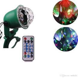 2019 osram vip Levou férias iluminação decoração de natal levou luz de projeção a laser lâmpada de projeção à prova d 'água ao ar livre na decoração da lâmpada da árvore