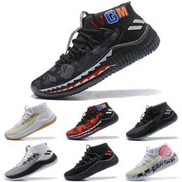 damian lillard Desconto Nova Chegada D Lillard 4 Mens Sapatos Ao Ar Livre Baratos Damian Lillard 4 Sapatos Ao Ar Livre Tamanho: 40-46
