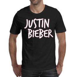 Argentina 2019 campeones finales Justin Bieber Icon Pink Blackmens camiseta, camisetas, camisetas, camisetas con gráficos divertidos que hacen un clásico de una banda loca cheap justin bieber pink t shirt Suministro