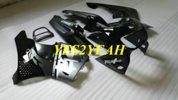 1996 honda cbr body kit on-line-Kit corpo da motocicleta Carenagem para Honda CBR900RR 893 96 97 CBR 900RR CBR900 1996 1997 ABS Prata preto Carenagem carroçaria + Presentes HX17