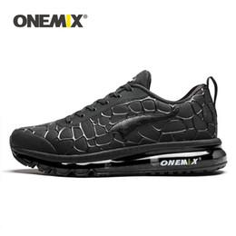 scarpe da pallacanestro onemix Sconti ONEMIX Scarpe da tennis per uomo per adulti Smorzamento della moda Cuscino d'aria Scarpe da corsa per atletica leggera all'aperto Scarpe da tennis da uomo Calzature da basket