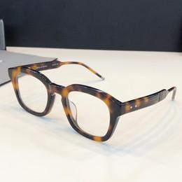 18cd4becec New eyeglasses frame clear lens glasses frame restoring ancient ways oculos  de grau men and women myopia eye glasses frames TB412 with case