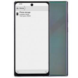 juego android Rebajas 6,8 pulgadas de pantalla completa GooPhone N10 + 1 GB 8 GB + 32 GB 3G WCDMA Quad Core MTK6580 Android 9.0 Face ID de huellas digitales 16.0MP cámara de doble SIM Smartphone