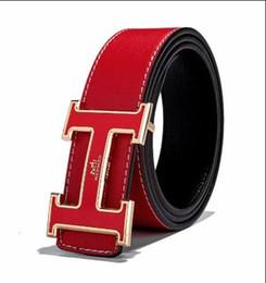 Cinturón de moda para hombres y mujeres de cuero de moda retro retro nuevo cinturón de cuero liso cinturón simple generoso guapo desde fabricantes